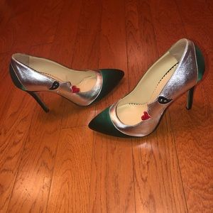 New!!! Charlotte Olympia high heels. Size 37 1/2.